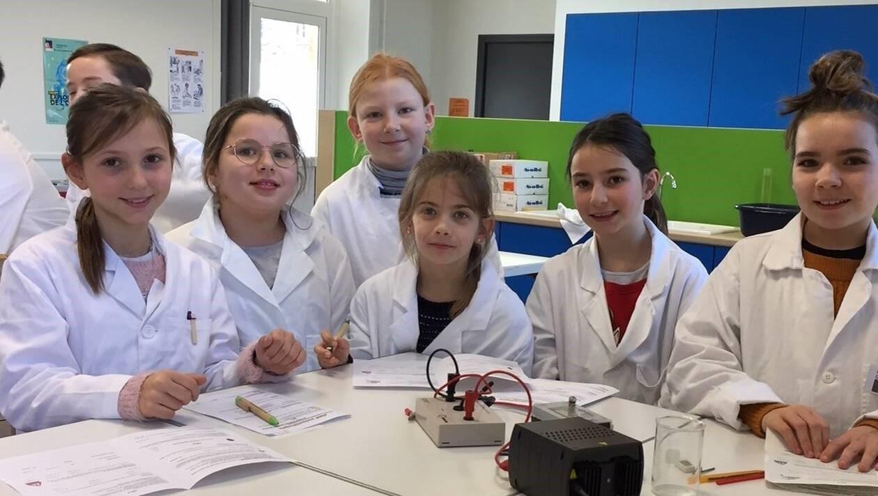 Des défis scientifiques entre écoliers et collégiens de 6e
